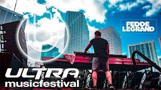 Download Lagu Fedde Le Grand - LIVE @ Ultra Music Festival Miami 2017 Gratis STAFABAND