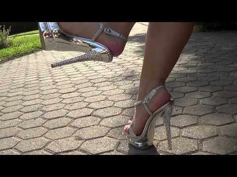 Crystal High Heels video
