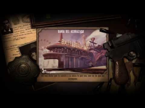 BioShock Infinite Parte5 Español Bahia Del Acorazado