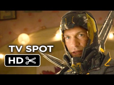Ant-Man Extended TV SPOT -  Everywhere July 17th (2015) - Corey Stoll Marvel Movie HD