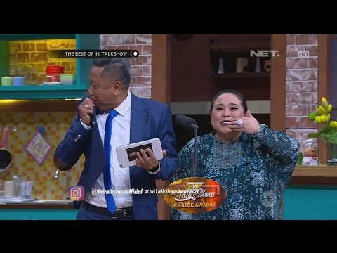 download lagu The Best Of Ini Talkshow - Mbak Berkah Dan Tukul Salah Terus Saat Membacakan Nominasi gratis