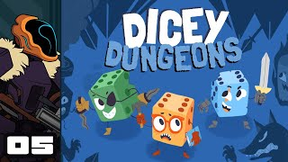 Let's Play Dicey Dungeons - PC Gameplay Part 5 - The Churn