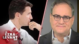 Trudeau smears opponents in year-end interview | Ezra Levant