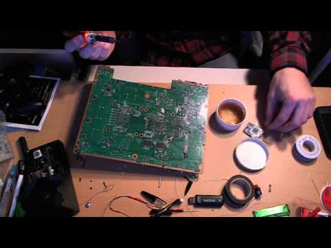 How To Solder Soldering Tips & Tricks For Reset Glitch Hack Xbox 360 and Other Component Soldering