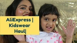 Aliexpress Kids Wear Haul India|Cheap And Affordable Clothing For Kids|Aliexpress Baby Clothing ||