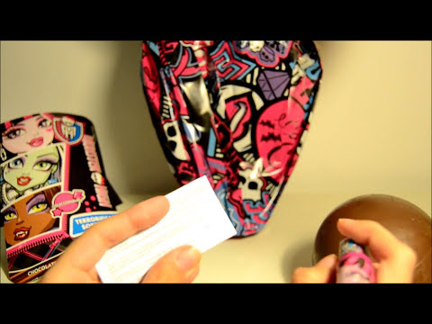 Huevo de Pascua de Monster High,review,surprise egg,easter egg,Trendy Juguetes 09