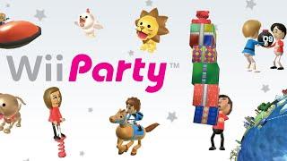 Wii Party - Scalinata a sorte