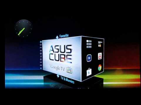 Asus CUBE with Google TV review