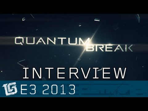 Quantum Break Interview - TGS at E3 2013