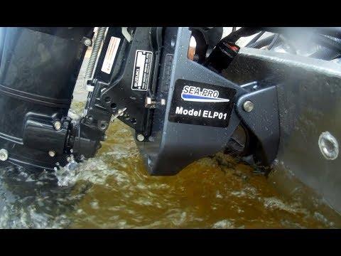 гидроподъемник для лодочного мотора sea pro