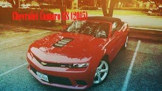 Aнти Тест драйв - Chevrolet Camaro SS 2015/ Anti Test Drive - Chevrolet Camaro SS 2015