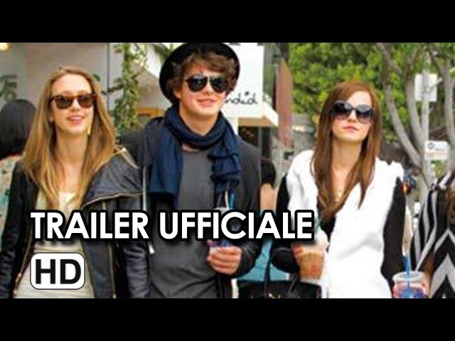The Bling Ring Trailer Italiano Ufficiale - Paris Hilton, Emma Watson