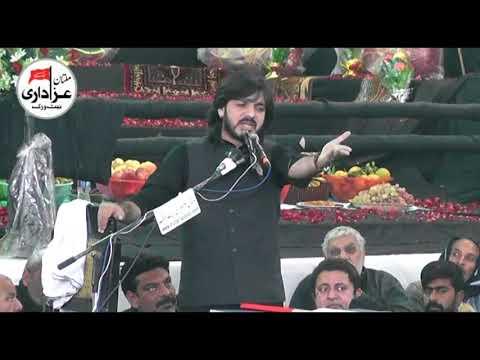 Zakir Syed Haider Rizvi  | Majlis 28 Safar 1439 | Yadgar Masiab |