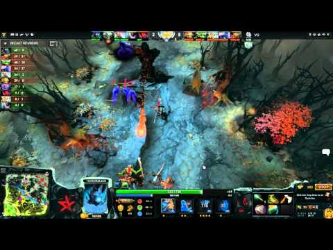 Vici Gaming vs Tongfu OB, iLeague LAN Finals, GrandFinal Game 2