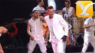 Ricky Martin - Shake Your Bon-Bon - Festival de Viña del Mar 2014 HD