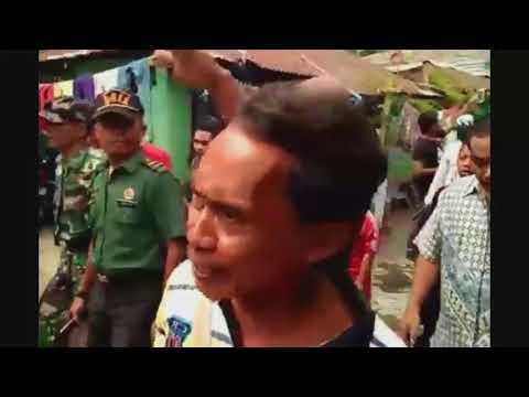download lagu Reaksi Polisi Milter Saat di Protes Warga gratis