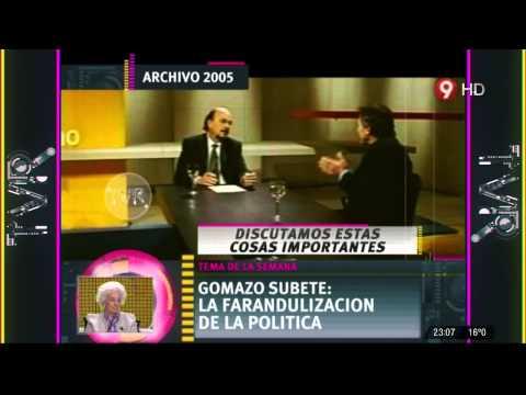 TVR 9 de Agosto de 2014.