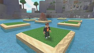 ROBLOX: A ILHA MAIS MALUCA DE TODAS!! (Cursed Islands)