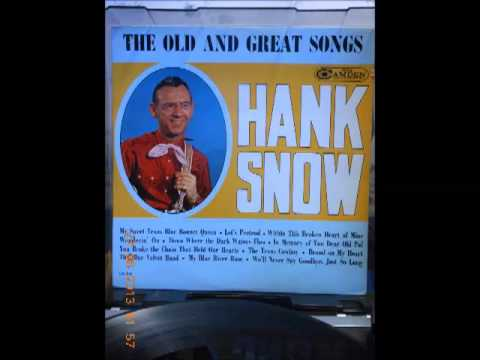 Snow Hank - Blue River Rose