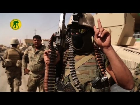 ISIS loses key city