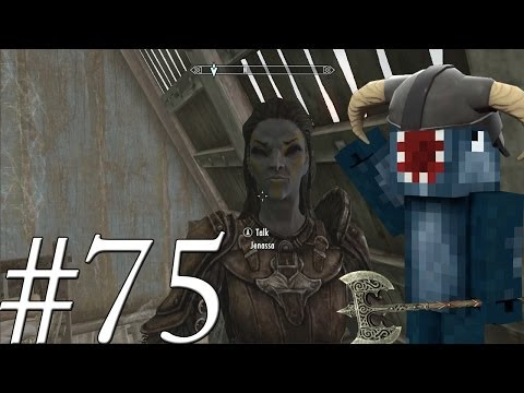 Let's Play Skyrim - Last Episode!! [75]