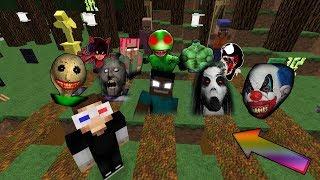 10 FARKLI KORKUNÇ MEZAR BULDUM HANGİSİNİ SEÇECEĞİM? 😱 - Minecraft