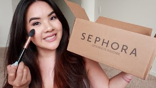 Sephora TRY-ON Makeup Haul | Jerlyn Phan