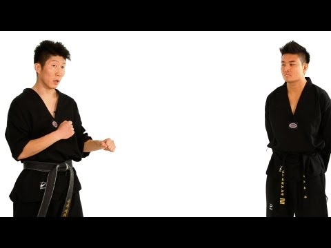 How to Do Taekwondo Switching Technique | Taekwondo Training Image 1