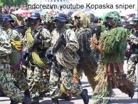Indonesia TNI #11 Marinir & Kopaska
