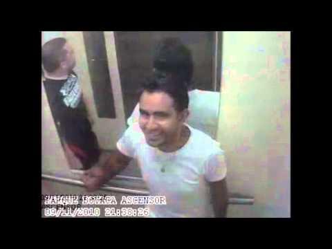 Ladrón en Caracas - Burundanga - PELIGRO