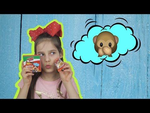 ♥ TEST DZIWNYCH SŁODYCZY || Pusheen Girl