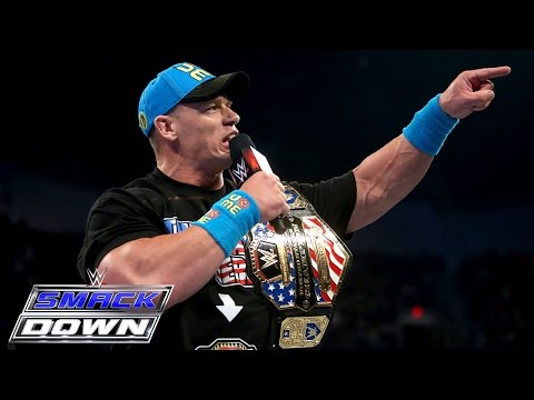 John Cena And Rusev Take Things To The Extreme: Smackdown, April 2, 2015 video