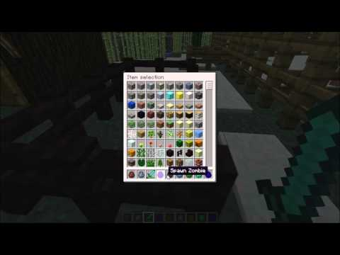 Minecraft New Mob Spawn Eggs & Sheep Regrow Wool