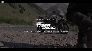 Triumph Nova Linha Tiger 1200