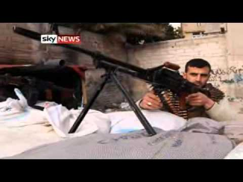 Sky News Man Smuggled Into Syria