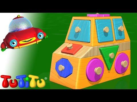 TuTiTu Toys | Shapes Puzzle