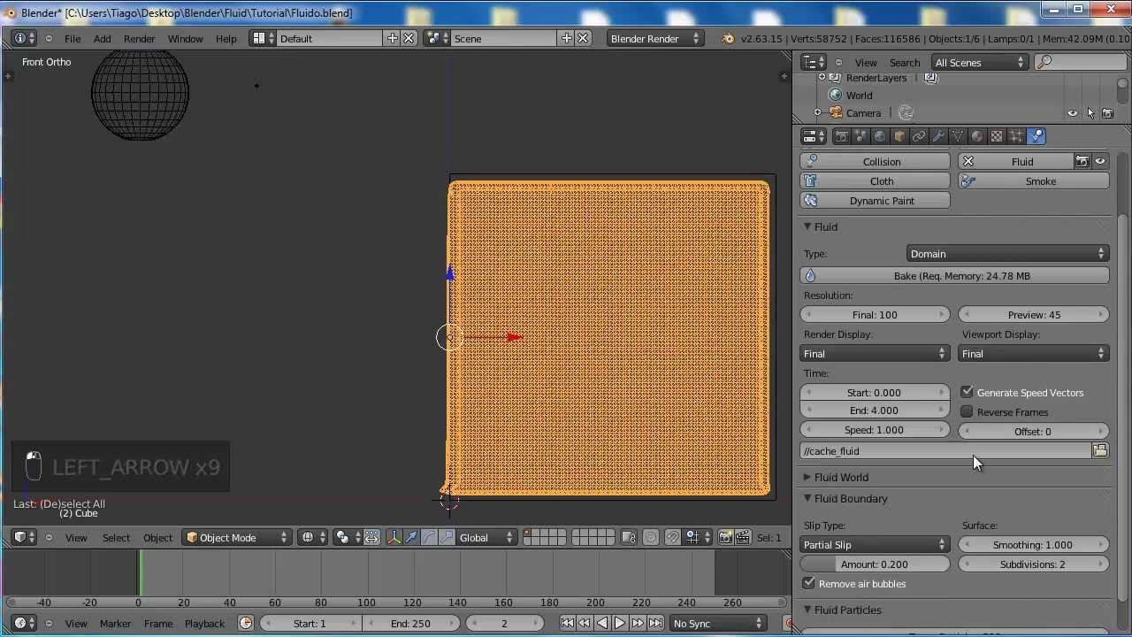 blender how to choose what faces particles work