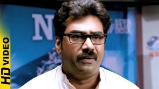 Run Baby Run - Run Babby Run Malayalam Movie   Malayalam Movie   Biju Menon Chases Off Cops Using Cameras   HD