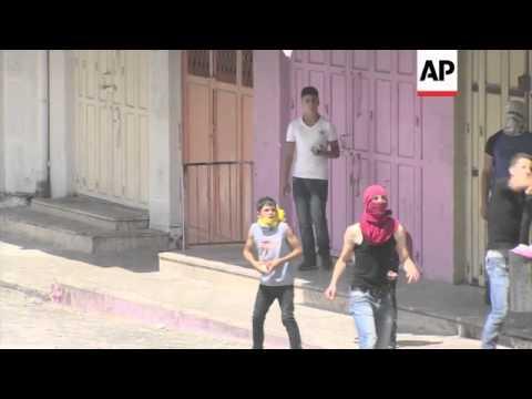 Gaza airstrike, Hamas official on latest Israeli attacks, Hebron clashes
