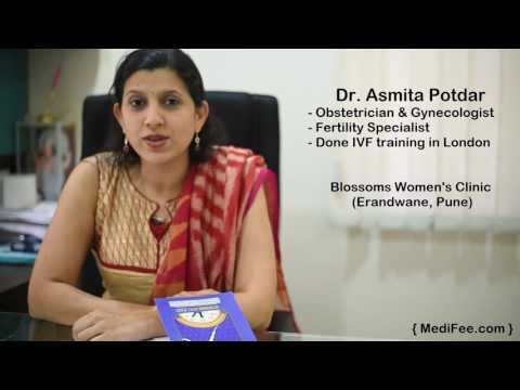 Meet Dr. Asmita Potdar, Gynecologist from Pune