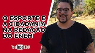 O esporte e a construção da cidadania no Brasil | Aprendi com o Papai