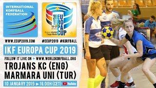 IKF ECup 2019 Trojans KC - Marmara University