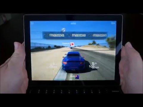 real racing 3 on tablet fun game how to save money