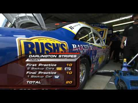 Marcos Ambrose - Final Practice - Southern 500 Darlington Raceway Video