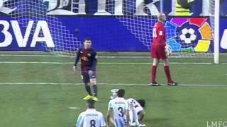 Lionel Messi - Panna Monster (HD)