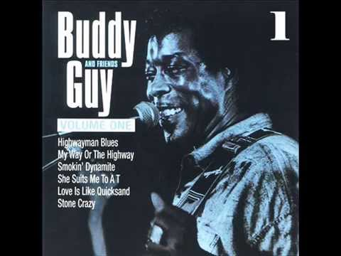 Buddy Guy & Friends (Full Album) 2001 Vol. 1 & 2