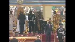 Inauguration Ceremony Of President John Mahama And Vice President Amissah-Arthur 2013