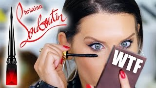 LOUBOUTIN MAKEUP TESTED | Spring 2017 Collection TESTED