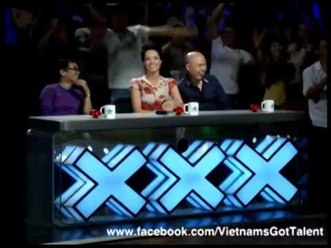 Nhóm Just For One (J4I) - Nhảy - Bèo dạt mây trôi - Vietnam's Got Talent