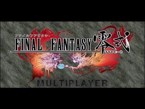 FINAL FANTASY Type-0 Multiplayer Co-Op Video #24 (PSP)